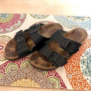 Birkenstock Black Sandals